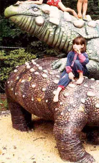 Playground Dinos